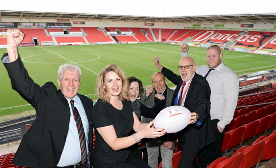 Your chance to take part in Doncaster's World Cup